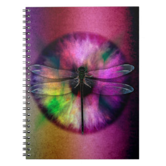 Dragonfly Eye Notebooks
