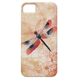 Dragonfly Flourish iPhone 5/5S Cover