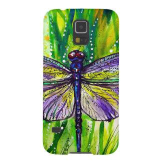 Dragonfly Garden Galaxy S5 Case