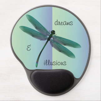 Dragonfly Gel Mouse Mat