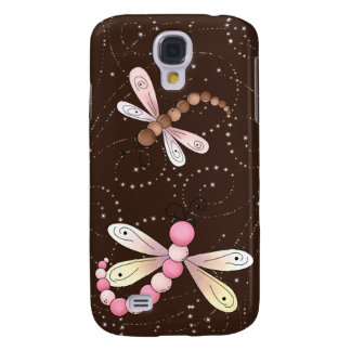 Dragonfly Glitter iPhone 3G/3GS Galaxy S4 Case