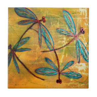 Dragonfly Haze Tile