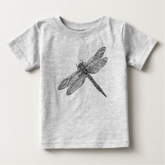Dragonfly In Style Baby T-Shirt