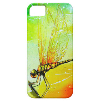 Dragonfly in the Wind Case For The iPhone 5