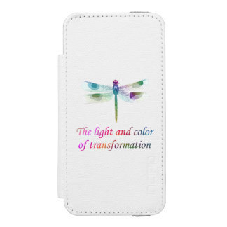 Dragonfly Incipio Watson™ iPhone 5/5s Wallet Case Incipio Watson™ iPhone 5 Wallet Case