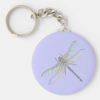 DRAGONFLY keychain (lavender)