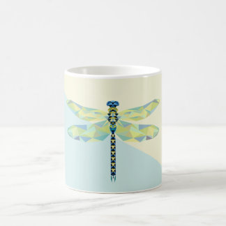 Dragonfly Live in the Moment Coffee Mug