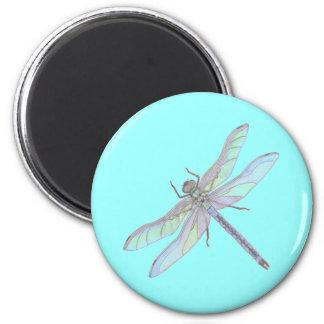 DRAGONFLY magnet (blue)