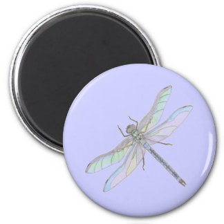 DRAGONFLY magnet (lavender)