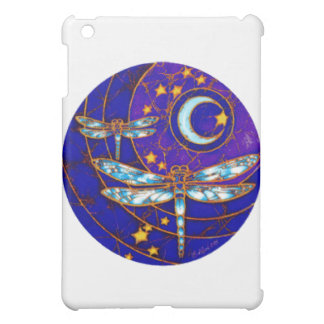 dragonfly moon case for the iPad mini