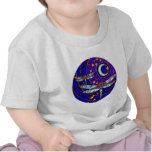 dragonfly moon t shirts