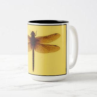 Dragonfly mug