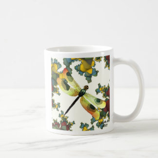 Dragonfly Mug (Fall Colors)