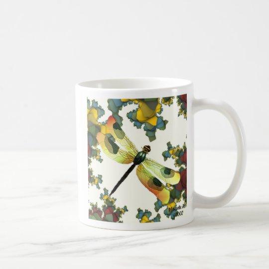Dragonfly Mug (Fall Colours)