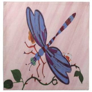 Dragonfly Napkins