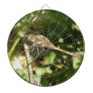 Dragonfly on a Twig Dart Board