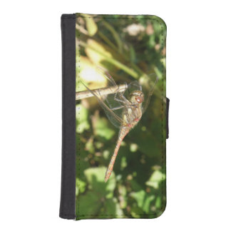 Dragonfly on a Twig iPhone Case