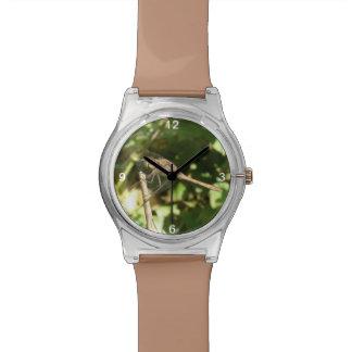 Dragonfly on a Twig Watch