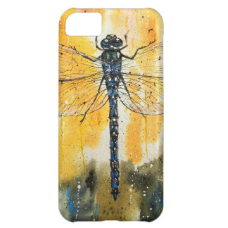 Dragonfly on my Window Cover For iPhone 5C