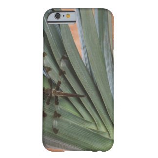Dragonfly on plant barely there iPhone 6 case