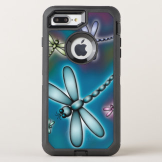 Dragonfly OtterBox Defender iPhone 8 Plus/7 Plus Case