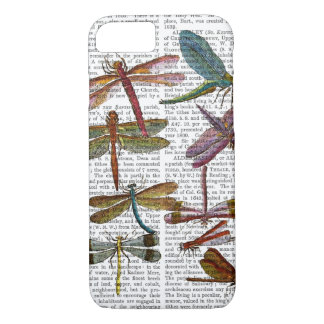 Dragonfly Print 4 iPhone 8/7 Case