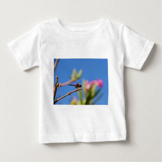 Dragonfly Resting Baby T-Shirt