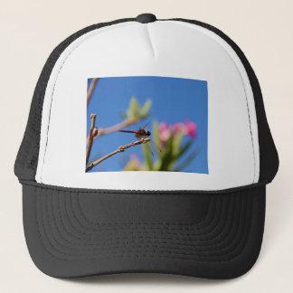 Dragonfly Resting Trucker Hat