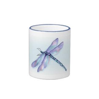 Dragonfly Ringer Mug