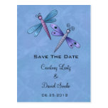 Dragonfly Save The Date