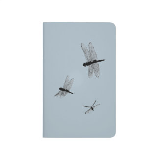 Dragonfly Silhouettes Pocket Journal