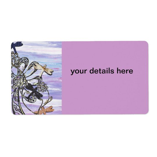 Dragonfly Sky labels