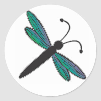Dragonfly Sticker