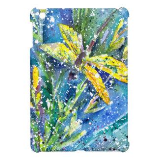 Dragonfly Summer iPad case