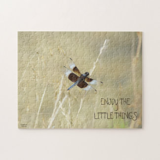 Dragonfly Summer Jigsaw Puzzle