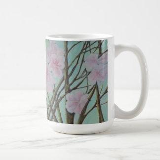Dragonfly Tranquility Basic White Mug