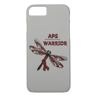 Dragonfly/Warrior...APS iPhone 8/7 Case