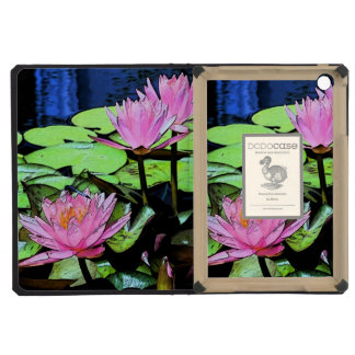 Dragonfly Waterlily iPad Mini Covers