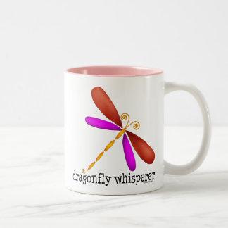 Dragonfly Whisperer Coffee Mug