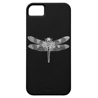 Dragonfly (white) iPhone 5 covers