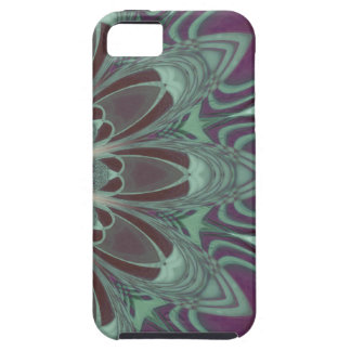 Dragonfly Wings Mandala Case For The iPhone 5