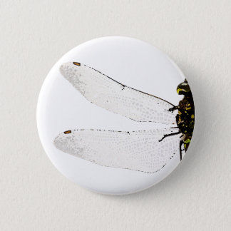 Dragonfly Wings Pin Button