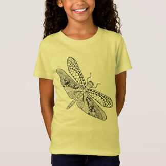 Dragonfly Zendoodle T-Shirt