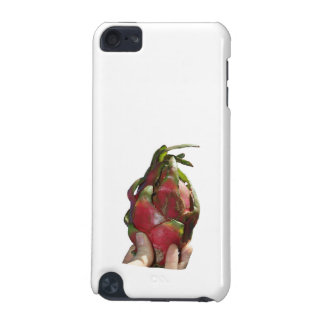 Dragonfruit held in fingers photo iPod touch 5G cases