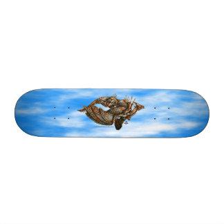 Dragongiant color Skateboard