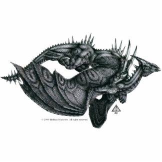 Dragongiant Photo Sculpture