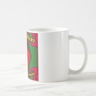 Dragonheart White 325 ml  Classic White Mug