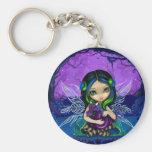 """Dragonling Garden II"" Keychain"