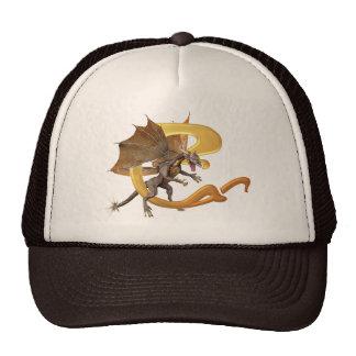 Dragonlore Initial C Mesh Hats