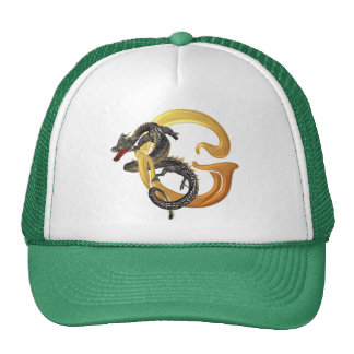 Dragonlore Initial G Cap